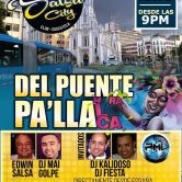"Domingo 01/05, PML visita LONDRES en su gira 2016, ""Salsa City"" Club-Discoteca"